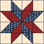 Most recent Totally Free patriotic Quilting Thoughts Free Quilt Patterns: Free Patriotic Quilt Patterns Patch Quilt, Flag Quilt, Patriotic Quilts, Star Quilt Blocks, Star Quilts, Mini Quilts, Pinwheel Quilt, Block Quilt, Blue Quilts