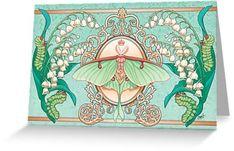 Art And Illustration, Illustrations, Art Nouveau Tattoo, Art Nouveau Design, Design Art, Tattoo Mond, Dragonfly Tattoo Design, Tattoo Designs, Chalk Pastel Art