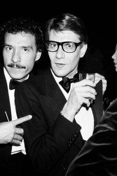 Antonio Lopez and Yves Saint Laurent (1963) - Antonio Lopez's Most ...