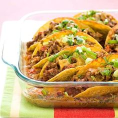 Beef Taco Bake Recipe - Cook's Country
