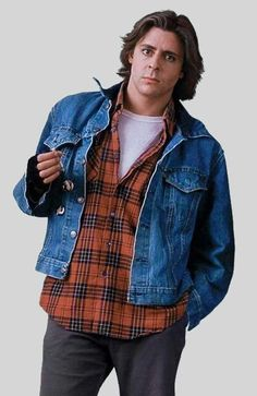 Disney Character Costume Judd Nelson in the Breakfast Club - Why it's important to reuse and recycle denim and ways to do it 80s Movie Costumes, Iconic Movie Characters, Movie Character Costumes, Iconic Movies, Classic Movies, 80s Movies, Indie Movies, Action Movies, John Bender