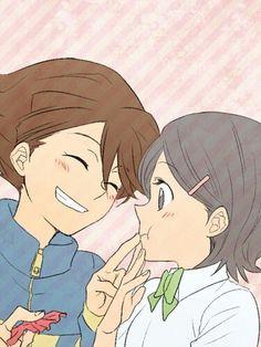 . My Hero Academia, Inazuma Eleven Go, Anime Ships, Manga, Some Pictures, Me Me Me Anime, Anime Couples, Anime Art, Images