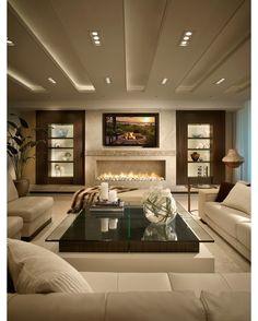 "@homeadore: ""Contemporary Residence by Interiors by Steven G  #interiorsbysteveng #barrygrossman #miami #contemporary #livingroom #interior #interiors #interiordesign #design #architecture"""