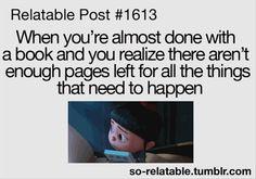 Isto já me aconteceu. Só aí é que percebi que estava a ler o primeiro livro de uma trilogia! Fiquei tão chateada!