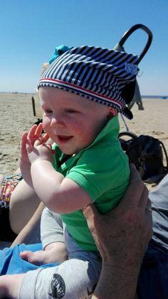 Super handig voor op het strand! Bandana van MixG