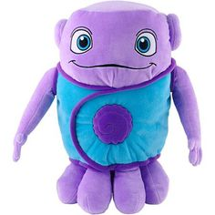 DreamWorks Home A New Home Pillow Buddy, Multicolor Dreamworks Home, Movie Decor, Mens Travel Bag, 2nd Birthday Parties, Birthday Ideas, Beds For Sale, Home Movies, Christmas Toys, Furniture Deals