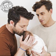Nate Berkus and Jeremiah Brent Talk 'Responsibility' of Showing Their Family in the Public Eye