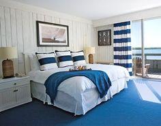 Coastal Bedroom Design Ideas from Hotels