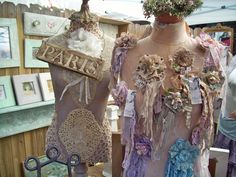 The Polka Dot Closet: I Can Cross This Off My Bucket List! Paris Rags Booth