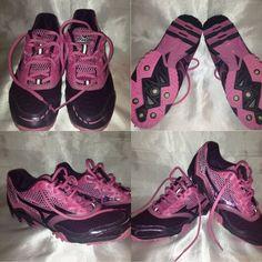 Mizuno Wave Kaze 5 Women's Spikes Cross Country Track & Field Running Shoes