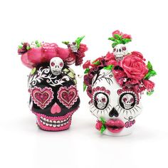 DIA DE LOS MUERTOS ☠~Day of the Dead~skulls