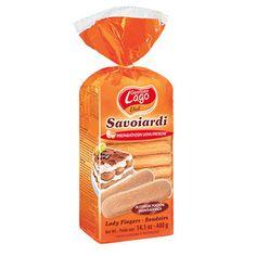 Savoiardi Lady Fingers Biscotti for Tiramisu 400gr. Elledi Pack of 2 #Elledi #tiramisu #italiandessert