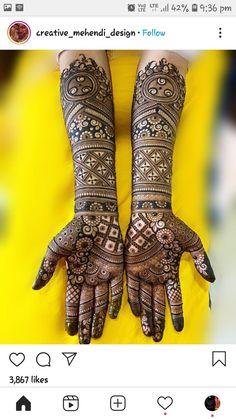 Indian Mehndi Designs, Back Hand Mehndi Designs, Legs Mehndi Design, Stylish Mehndi Designs, Latest Bridal Mehndi Designs, Full Hand Mehndi Designs, Mehndi Design Photos, Wedding Mehndi Designs, Mehendhi Designs
