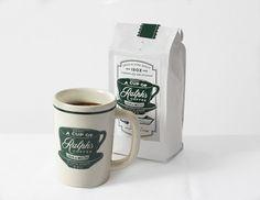 997849e60 Ralph's Coffee NYC: Designer Cafe by Ralph Lauren Nueva York, Empaques,  Souvenirs,
