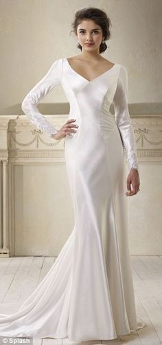 Bella Wedding Dress Alfred Angelo : Bridal bridesmades gowns looks on