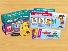 Movement Fun Activity Box