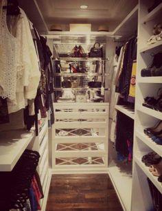 i think i may do my closet like this