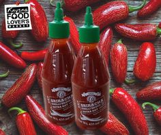 If you like food with extra kick, then you need Sriracha extra hot chilli sauce in your kitchen. Get it now from #FLM #Knysna.