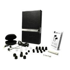 HiFiMAN RE-600 In-Ear Monitors - Full Package