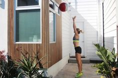 Still think you need a lot of fancy workout equipment to get in an effective workout? Think again. Work up a sweat and burn mega calories with these six HIIT exercises that use nothing but a medicine