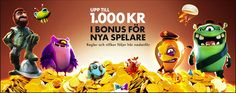 100% i bonus för nya spelare upp till 1.000 kr Upplev alla de senaste spelen hos Vegas på Bet365 och belönas med en fantastisk bonus för nya spelare på 100% upp till 1.000 kr. - http://www.gratis-slot.com/nyheter/100-i-bonus-for-nya-spelare-upp-till-1-000-kr