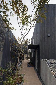 Tsumuji + Hako Residence by UID Architects