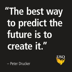 This week's motivational is a shout-out to our Semester 3 students. You're creating your future and we couldn't be prouder of you. - The USQ Team #usqpride #success #motivational # study #university