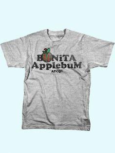 A TRIBE CALLED QUEST BONITA APPLEBUM TEE Bonita Applebum, A Tribe Called Quest, Great T Shirts, Virtual Closet, Art Inspo, Must Haves, Random Stuff, Hip Hop, Shirt Designs