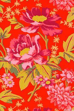 'Rustic Floral' by Kaffe Fassett for Rowan Fabrics