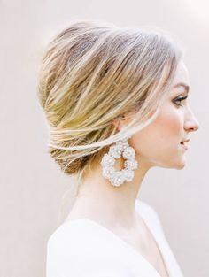 Enchanting elopement inspiration at Dunaway Gardens Bridal Hair And Makeup, Bridal Beauty, Wedding Beauty, Hair Makeup, Wedding Makeup, Bride Hairstyles, Cool Hairstyles, Gorgeous Hairstyles, Wedding Hairstyle