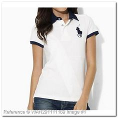 I love this Ralph Lauren polo!