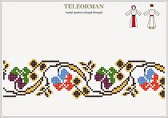 Embroidery Patterns Free, Embroidery Applique, Beading Patterns, Cross Stitch Geometric, Beading Tutorials, Pixel Art, Needlepoint, Needlework, Diy And Crafts