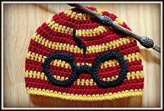 Hey, I found this really awesome Etsy listing at https://www.etsy.com/listing/472021862/crocheted-harry-potter-hat-all-sizes