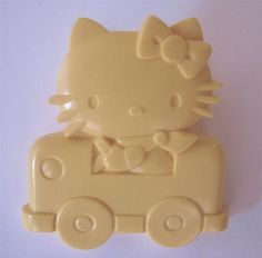 vintage Hello Kitty jumbo clip.....still have it somewhere