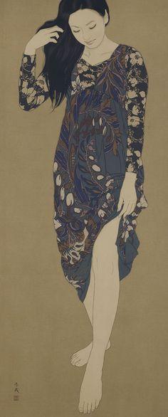 Ikenaga Yasunari's 'Puddle, Mami' (2012) | SHUKADO