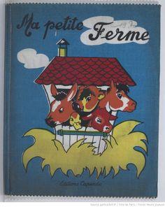 Ma petite ferme,  collections numérisées dans Gallica, Fonds Heure Joyeuse (Paris)