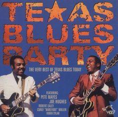 Precision Series Various Artists - Texas Blues Party Vol. 2