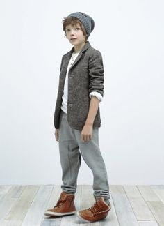 Dress Your Kid with Style: Fall Winter 2013 Kids' Fashion Trends