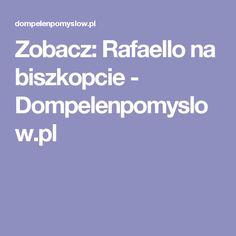 Zobacz: Rafaello na biszkopcie - Dompelenpomyslow.pl