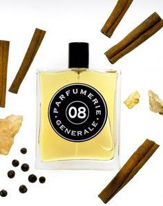 Intrigant Patchouli : Parfumerie generale : Perfume & perfume candles