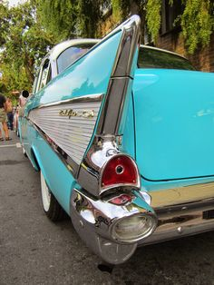 1957 Chevrolet Bel Air...Re-pin...Brought to you by #CarInsurance at #HouseofInsurance in #Eugene/Springfield Oregon