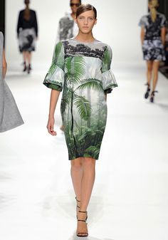 Dries Van Noten Spring 2012 RTW - Review - Fashion Week - Runway, Fashion Shows and Collections - Vogue