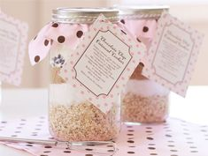 Sweet party gift for Baking Party guests (party favors): Cookies-in-a-Jar | Pottery Barn Kids