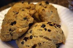 Orange (Chocolate Chip) Vegan Scones