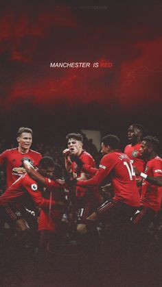 Manchester United, The Unit, Movie Posters, Movies, Film Poster, Films, Man United, Movie, Film