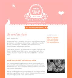HTML Email Design Gallery - Campaign Monitor