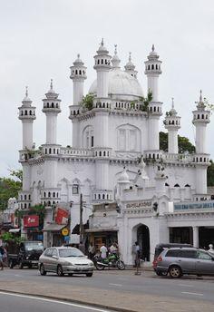 :::: PINTEREST.COM christiancross :::: Dewatagaha Mosque, Colombo, Sri Lanka