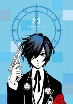 Artist: Iyo0424 | Shin Megami Tensei: Persona 3 | Yuuki Makoto