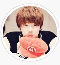 BTS - Jin Sticker