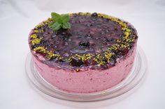 biscuit and buttercream: Brombeer-Joghurt-Torte